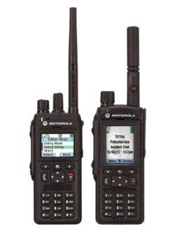Радиостанции Motorola TETRA