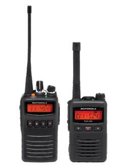 Радиостанции Motorola VX/EVX
